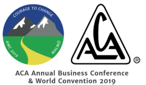 ACA World Convention 2019 Logo